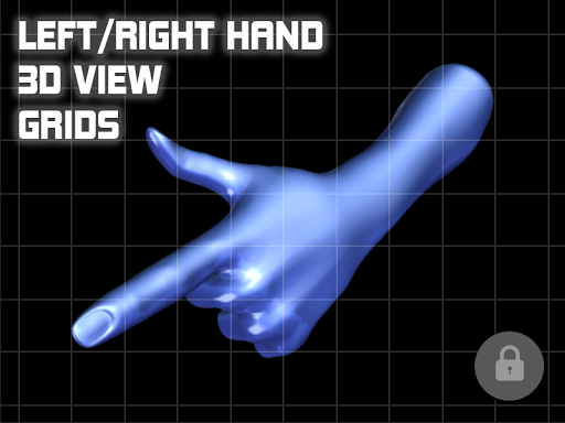 Hand Draw 3D Pose Tool FREE 2.18 Screenshots 8