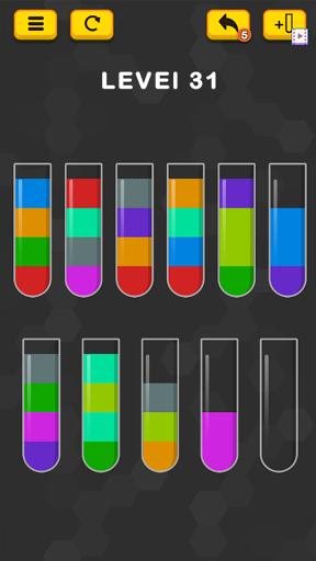 Water Sort Puzzle Color apkdebit screenshots 4