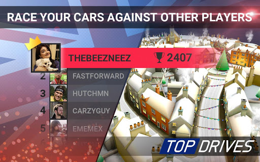 Top Drives u2013 Car Cards Racing  screenshots 12