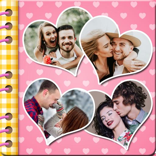 Baixar Love Photo Scrapbook Collage: the romantic album para Android