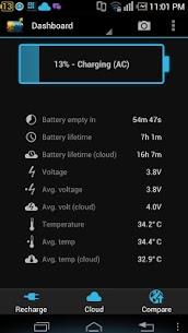 Battery Stats Plus MOD APK 1