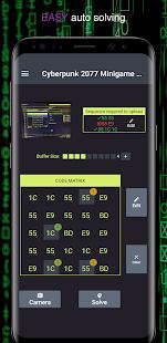 Minigame Solver for Cyberpunk 2077