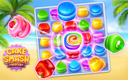 Cake Smash Mania - Swap and Match 3 Puzzle Game 3.0.5050 screenshots 16