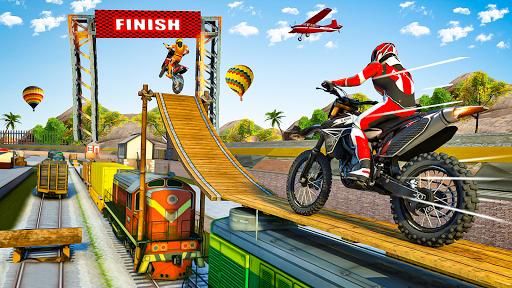 Stunt Bike 3D Race - Tricky Bike Master 1.4 screenshots 8