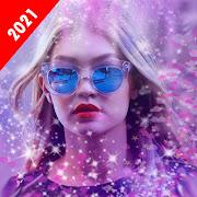 Magic Light Effects - Glitter Photos Maker