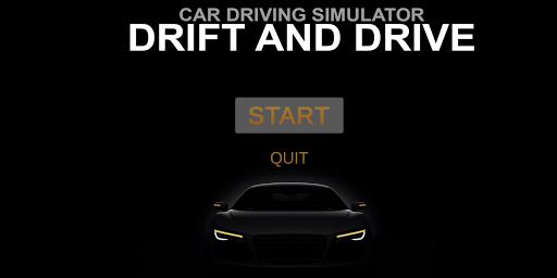 car driving simulator : drift and drive screenshot 1