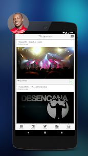 Thiaguinho FãClube  Apps For Pc- Download And Install  (Windows 7, 8, 10 And Mac) 1