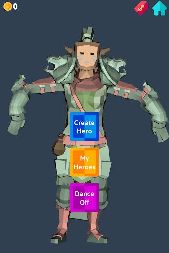 Fantasy Hero Creator  screenshots 1