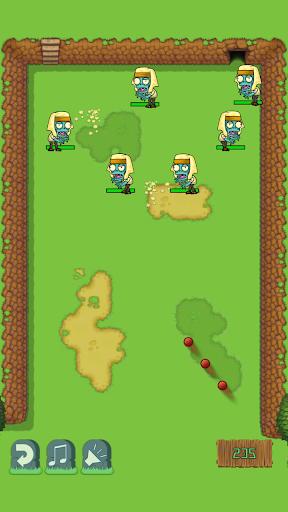 Ballz vs Zombies, zap a zombie  screenshots 5