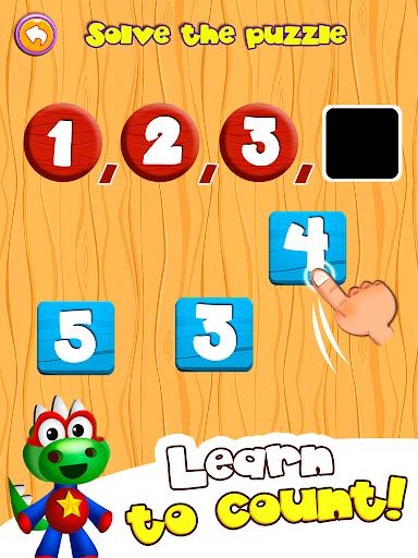 Preschool learning games for kids: shapes & colors  Screenshots 2