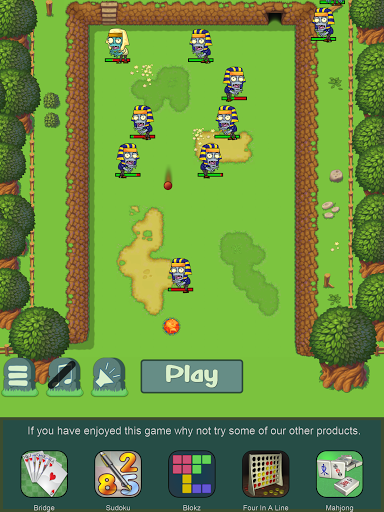 Ballz vs Zombies, zap a zombie  screenshots 9
