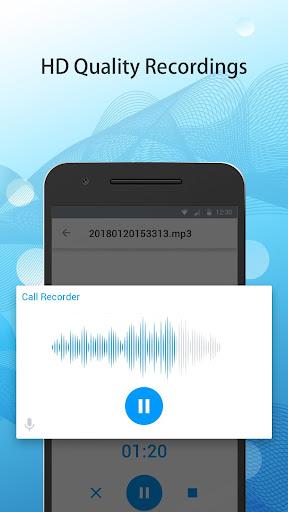 Automatic Call Recorder: Voice Recorder, Caller ID 1.2.3 Screenshots 1