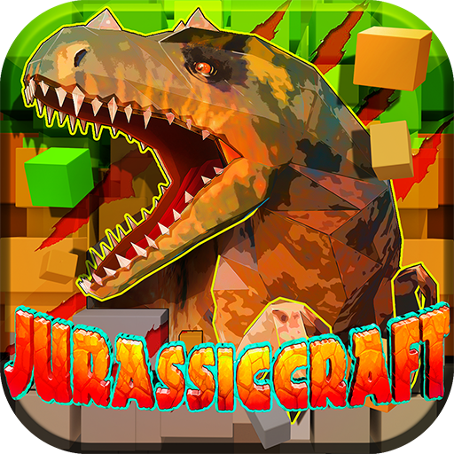 JurassicCraft: Free Block Build & Survival Craft APK