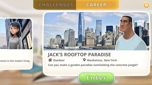 Homecraft - Home Design Game  screenshots 5