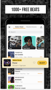 Rap Fame - Rap Music Studio with beats & vocal FX 2.81.0 (Premium) (All in One)