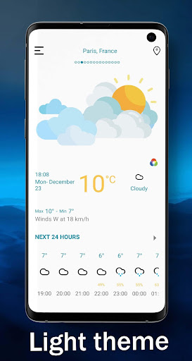 Live Weather - Weather Forecast 2020 1.0.3 Screenshots 2