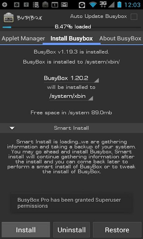 BusyBox Pro  poster 4
