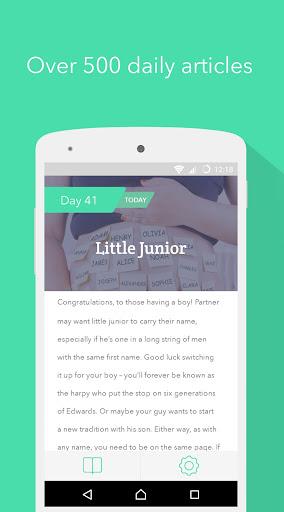 Pregnancy Tracker  Screenshots 2