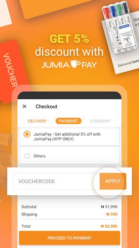 JUMIA Online Shopping 7.2 Screenshots 3