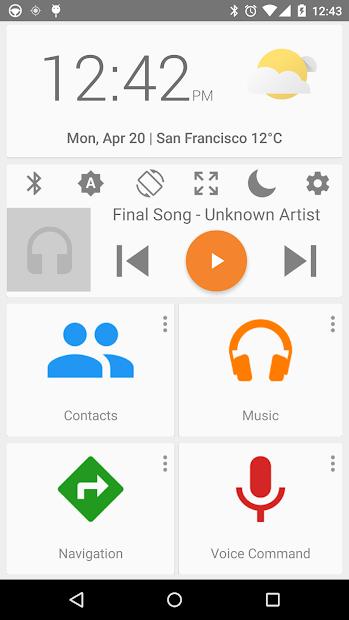 Imágen 3 de Car dashdroid - infotainment para android