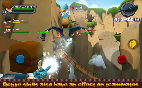 Baixar Call of Mini Dino Hunter MOD APK 3.2.5 – {Versão atualizada} 3