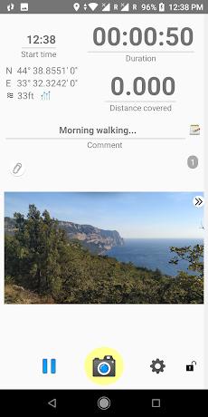 Travel Tracker Pro - GPSトラッカーのおすすめ画像4