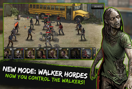 The Walking Dead Road to Survival Unlimited Coins Apk 9