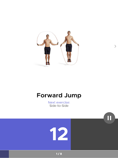 Foto do 30 Day Jump Rope Fitness Challenge