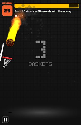 Dunkz ud83cudfc0ud83dudd25  - Shoot hoop & slam dunk screenshots apkspray 11