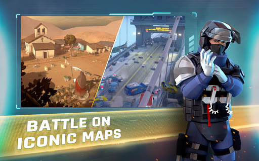 Tom Clancy's Elite Squad - Military RPG  screenshots 20