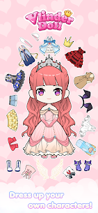 Vlinder Doll – Dress up Games, Avatar Creator 8