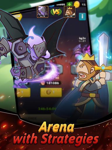 Hero Summoner - Free Idle Game  screenshots 23