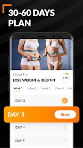 Home Workout for Women – Female Fitness 5