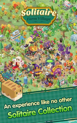 Solitaire Farm Village 1.6.8 screenshots 9