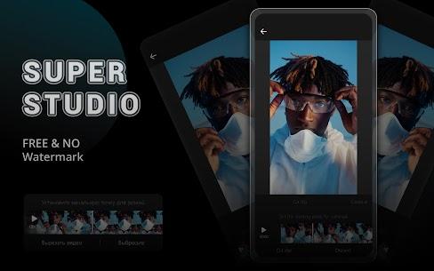 Free Video Editor No Watermark & Music Video Maker 2