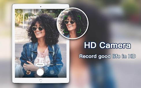 Professional HD Camera with Beauty Camera 7