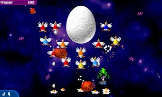 Chicken Invaders 2 HD (Tablet)