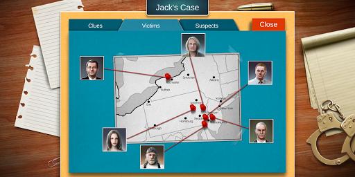 Detective Story: Jack's Case - Hidden Object Games 2.1.41 screenshots 15