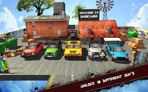 Extreme Jeep Stunts -Mega Ramp-Free Car Games 2021 4.4 Screenshots 9