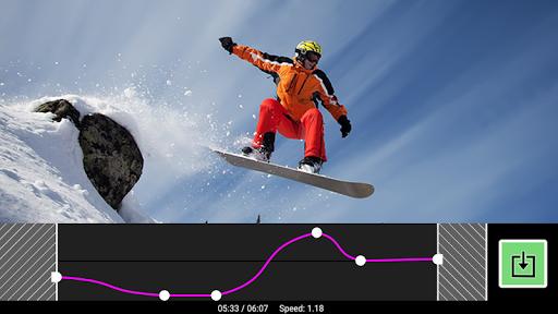 Slow motion video FX: fast & slow mo editor apktram screenshots 7