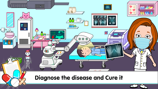 My Tizi Town Hospital - Doctor Games for Kids ud83cudfe5 screenshots 12