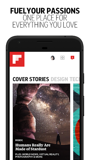 Flipboard - Latest News, Top Stories & Lifestyle 4.2.65 Screenshots 1