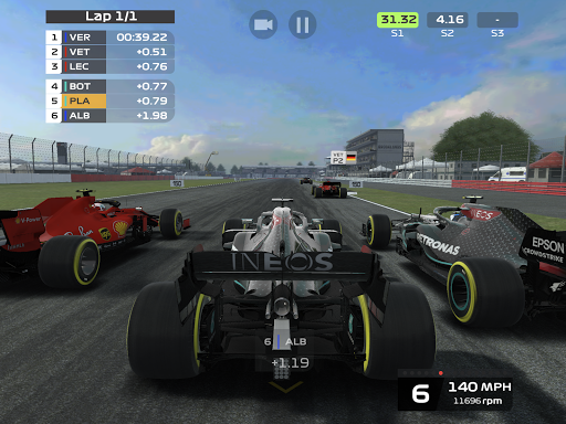 F1 Mobile Racing 2.7.6 Screenshots 11