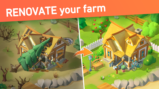 Goodville: Farm Game Adventure 1.8.0 screenshots 2