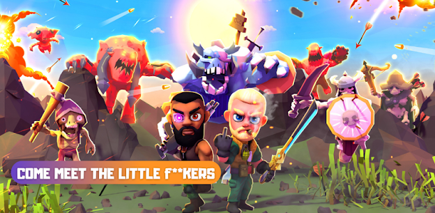 Little F**kers Battle Royale? – Top Down Shooter Hack & Cheats Online 1