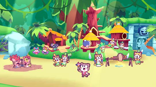 Kiki's Vacation Mod Apk 1.10.0 (Unlimited Shells) 2