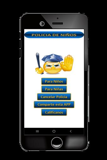 Policia de Niu00f1os - Broma - Llamada Falsa  ud83dude02 2.1 Screenshots 5