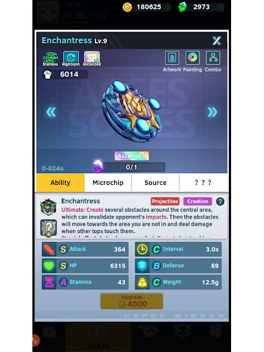 Spiral Warrior 1.1.0.9 screenshots 10