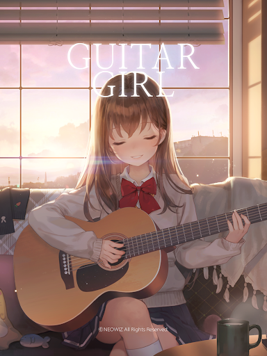 Guitar Girl : Relaxing Music Game 2.3.0 screenshots 9