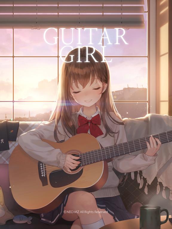 Guitar Girl poster 8